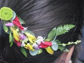 formación avanzada arte floral