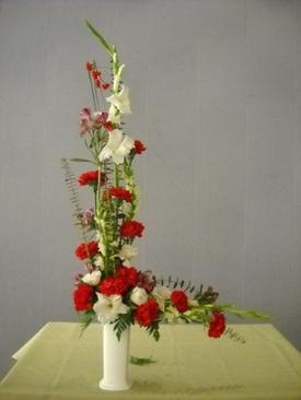 formación y cursos avanzados de arte floral